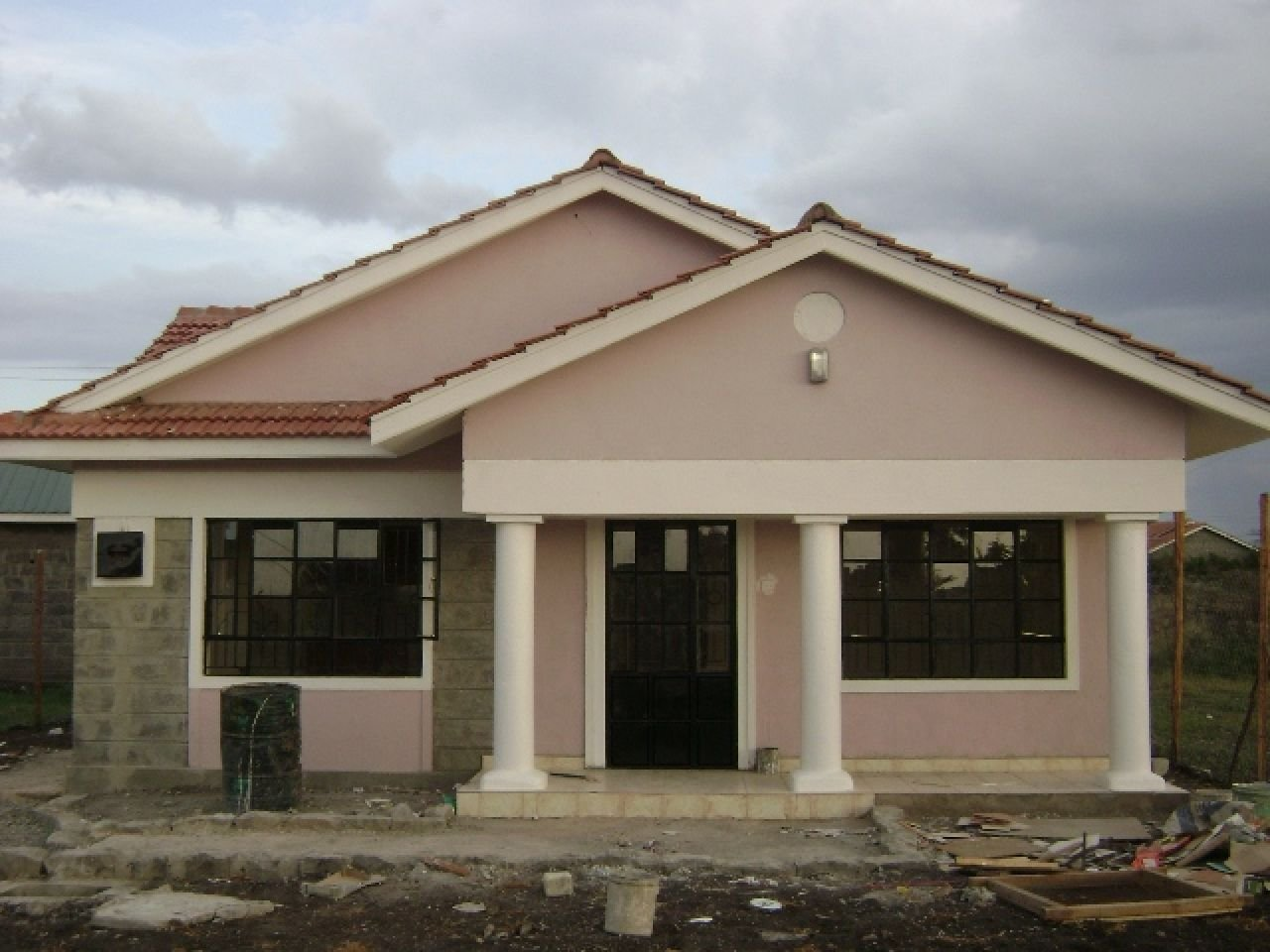 Best 3 Bedrooms House Plans In Kenya Arts Bedroom And Designs With Pictures
