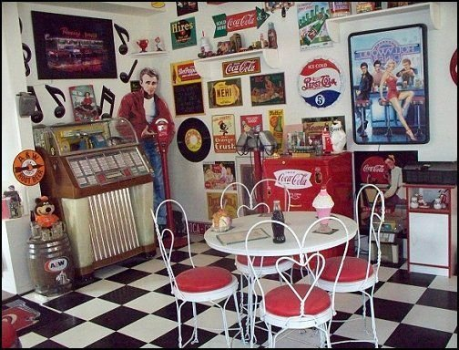 Best 50 Decorating Ideas 50S Bedroom Ideas 50S Theme Decor With Pictures