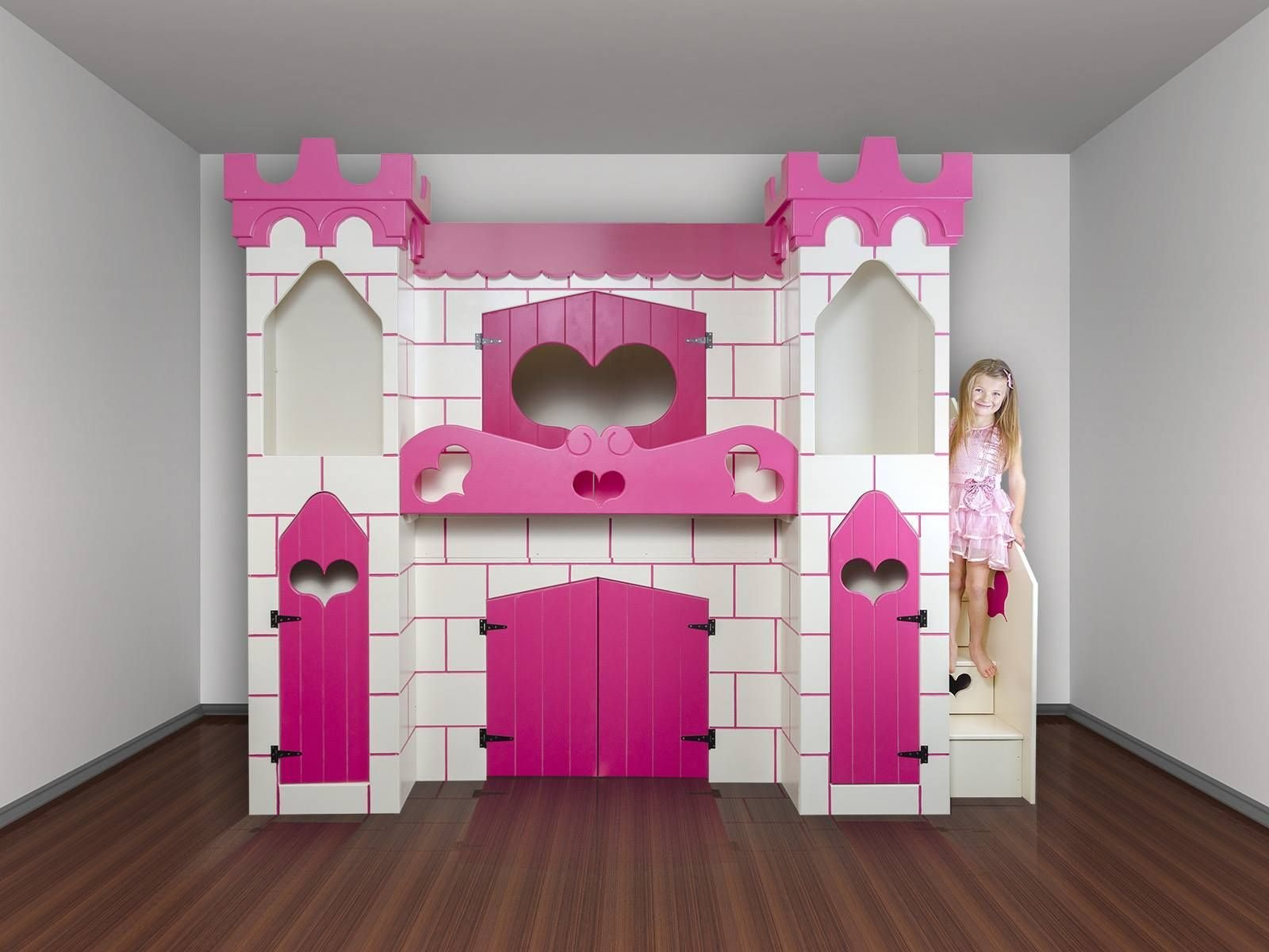 Best Girls Princess Castle Bed Www Facebook Com With Pictures