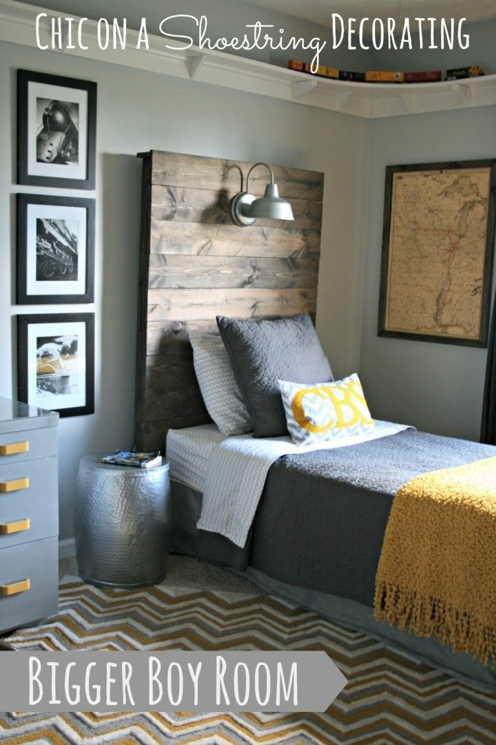 Best 12 Year Old Boys Bedroom Ideas With Single Bed In Natural With Pictures
