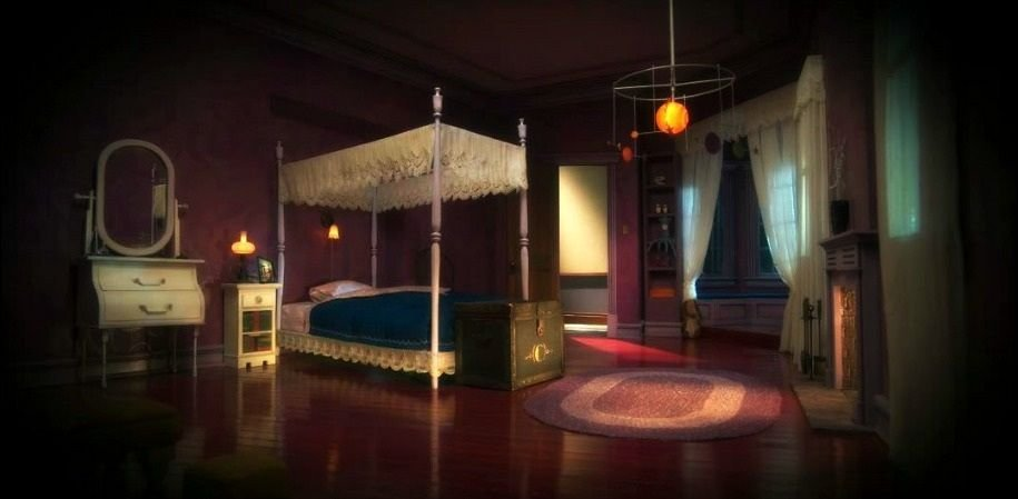 Best Coraline Set Coraline S Other Bedroom The Entire Film With Pictures