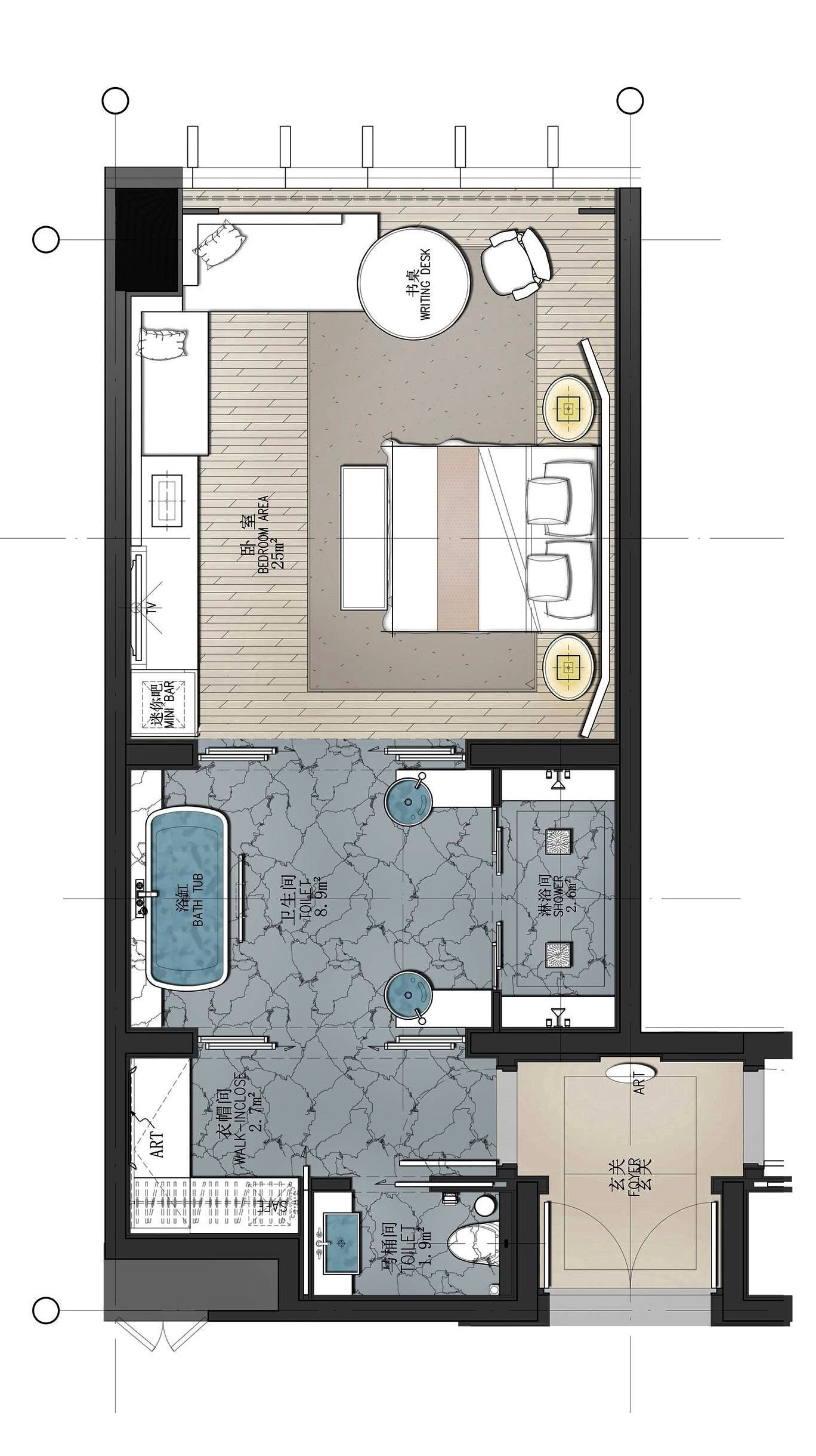 Best Conrad Guangzhou Hotel Hotel Floor Plan Suite Room Hotel Hotel Room Design With Pictures