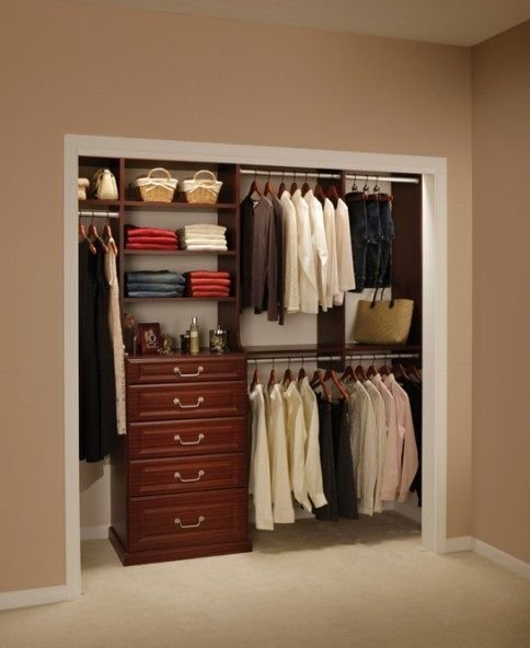 Best Fabulous Closet Ideas For Small Bedrooms Wooden Style With Pictures