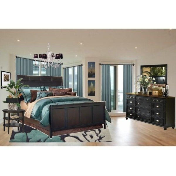 Best Teal Brown Bedroom Ideas For The House Teal Brown With Pictures