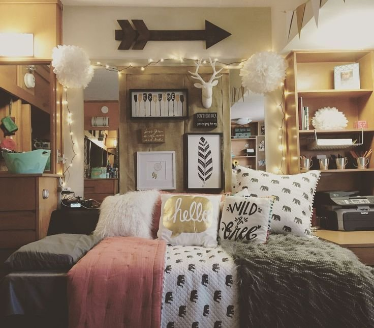 Best College Dorm Room Ideas Inspiration For College Girls With Pictures