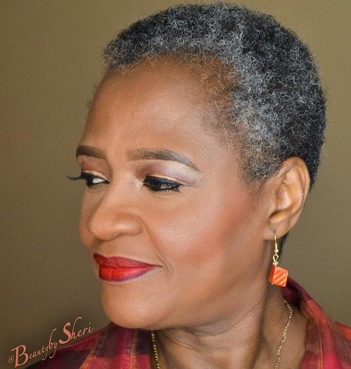 Free 50 Most Captivating African American Short Hairstyles In Wallpaper