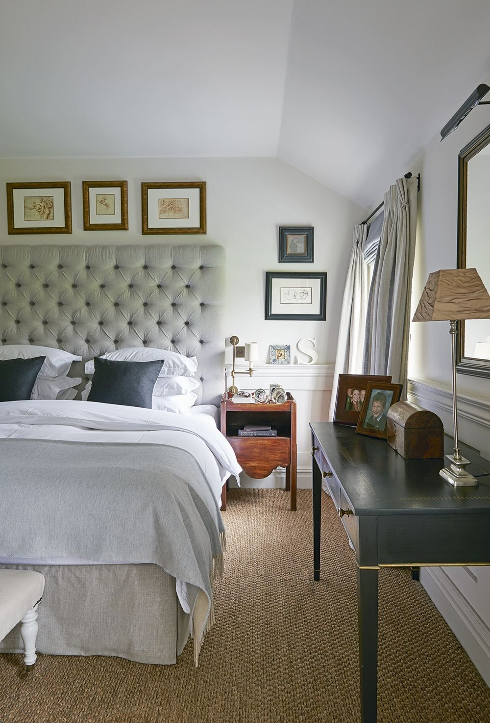 Best Pin By Kathryn Ivey Interiors On Bedrooms Bedroom Décor With Pictures