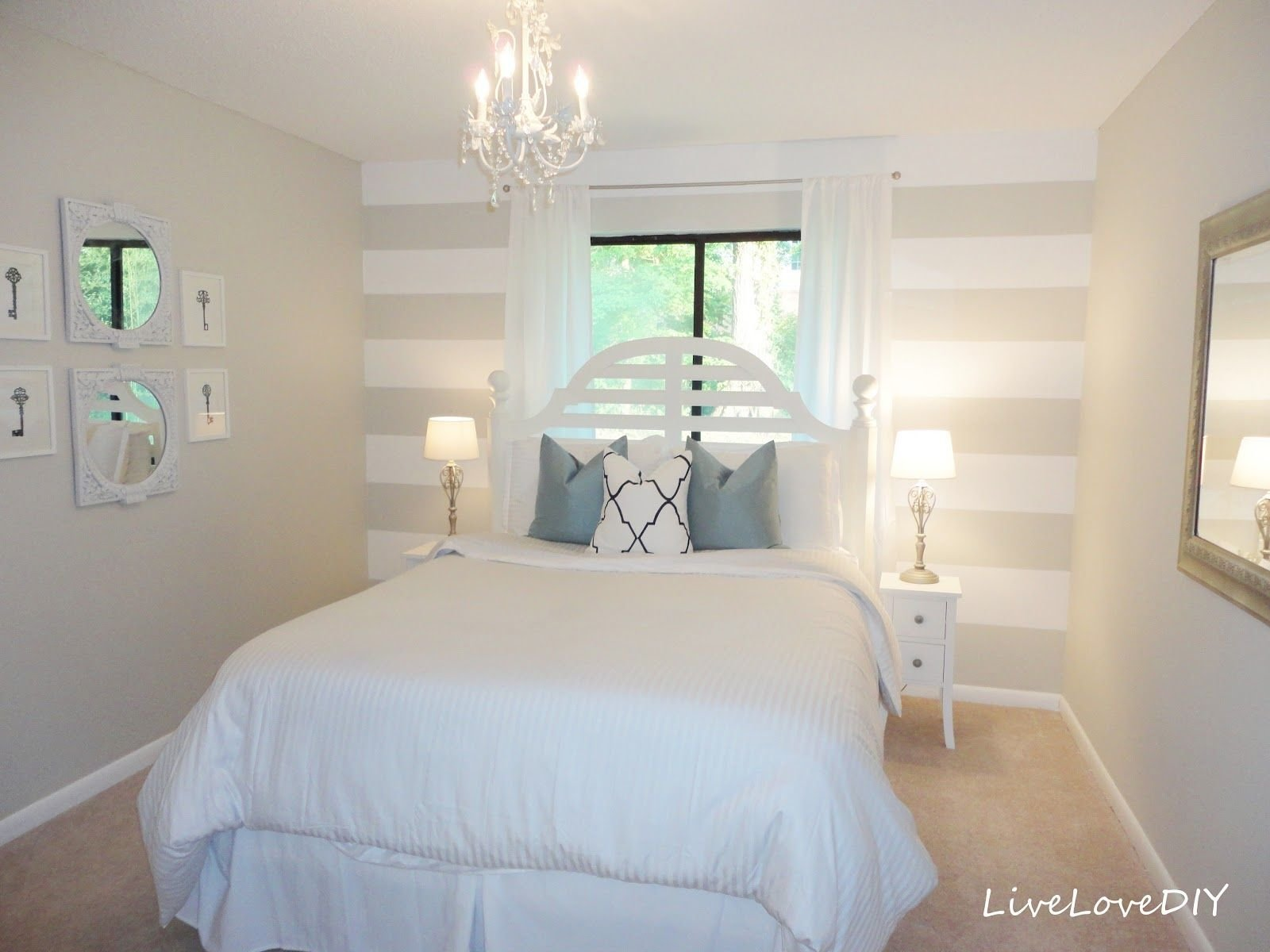 Best Gray And White Bedroom Ideas Bed And I Changed The With Pictures