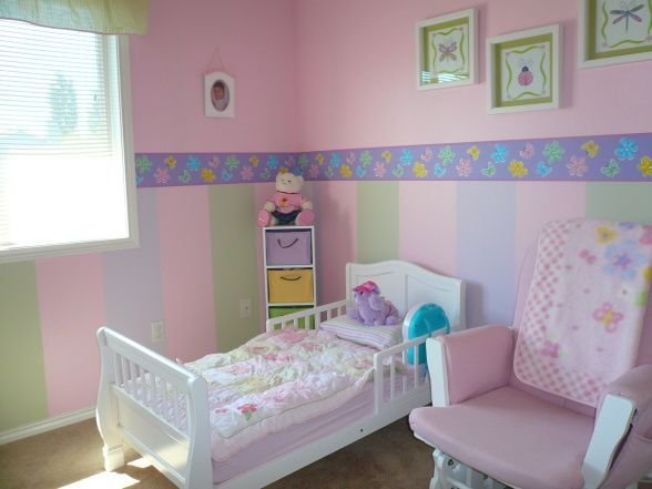 Best 3 Yr Old Girl Rooms One Year Old S Room Fun Little Girl With Pictures