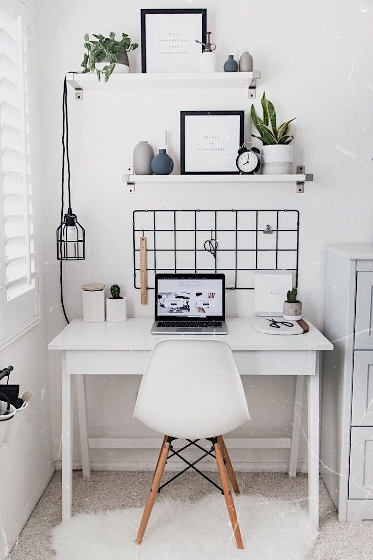 Best Minimal Desk M I N I M A L H O M E Room Decor Bedroom With Pictures