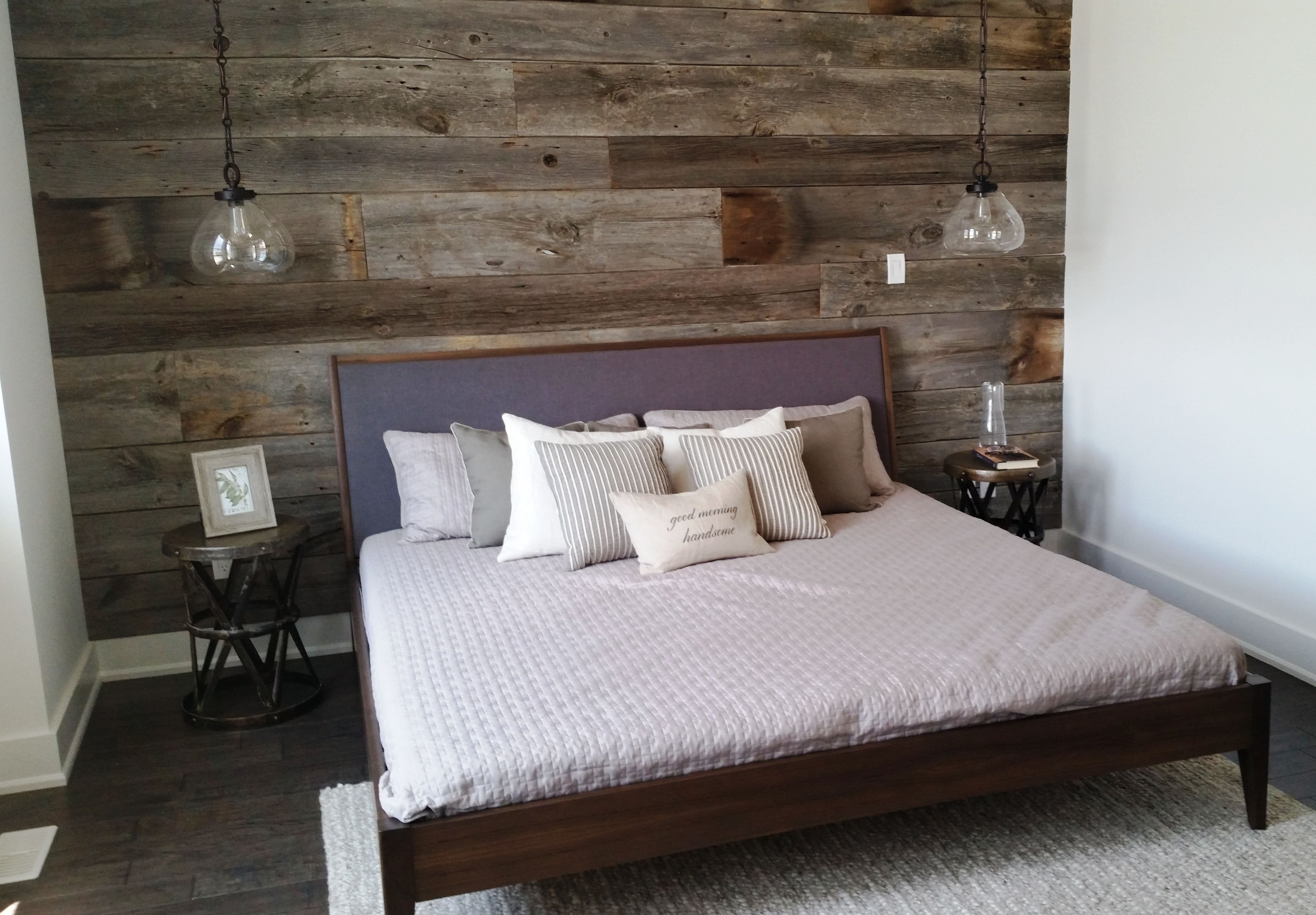 Best Grey Reclaimed Barn Board Feature Wall By Barnboardstore With Pictures