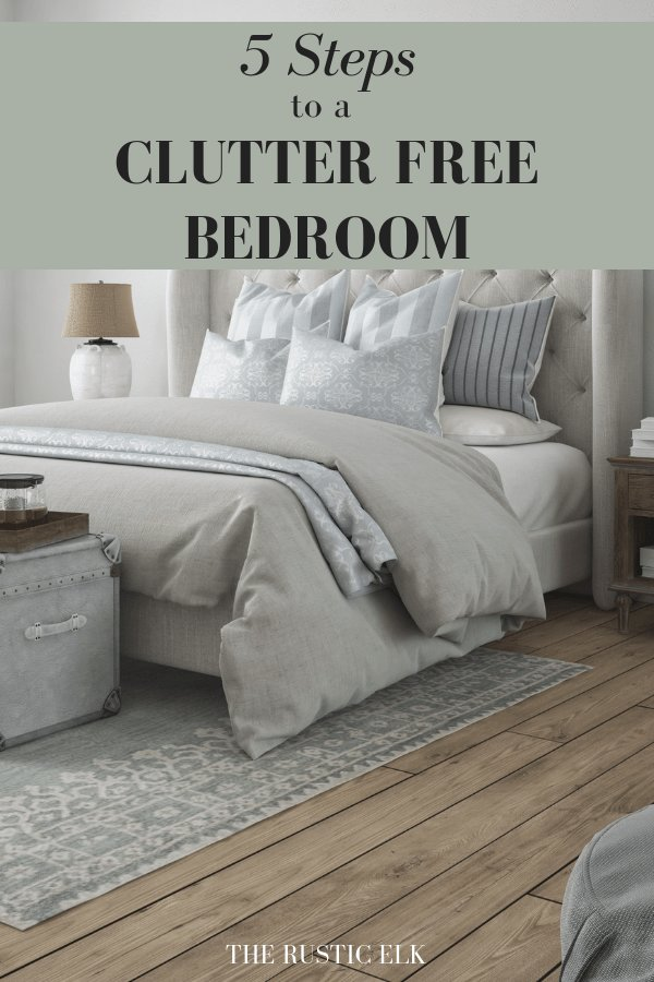 Best How To Declutter Your Bedroom Organization Tips And With Pictures