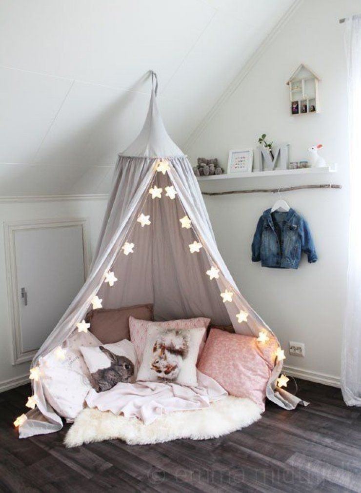 Best Teepee Reading Corner A Tent For Kids Bedroom Design With Pictures
