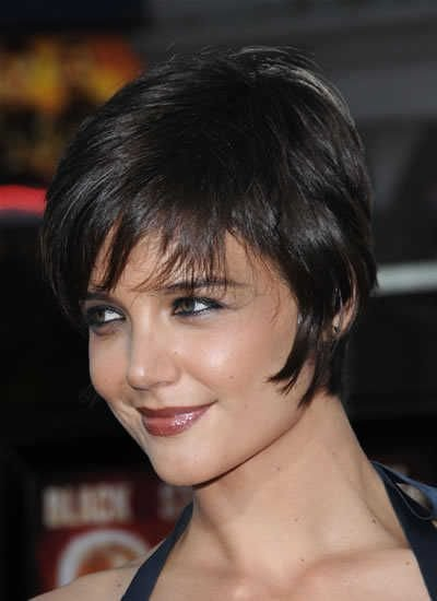 Free Katie Holmes Hairstyles Hairstyles Cropped Wallpaper