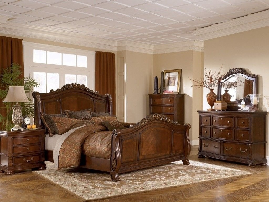 Best Ashley Furniture Bedroom Sets On Sale Dream Furniture In With Pictures