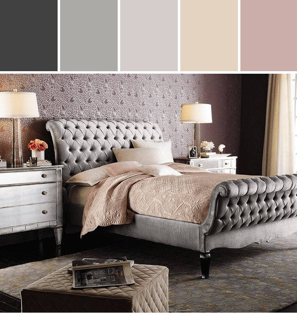 Best Old Hollywood Glamour Bedroom Designed By Horchow Via With Pictures