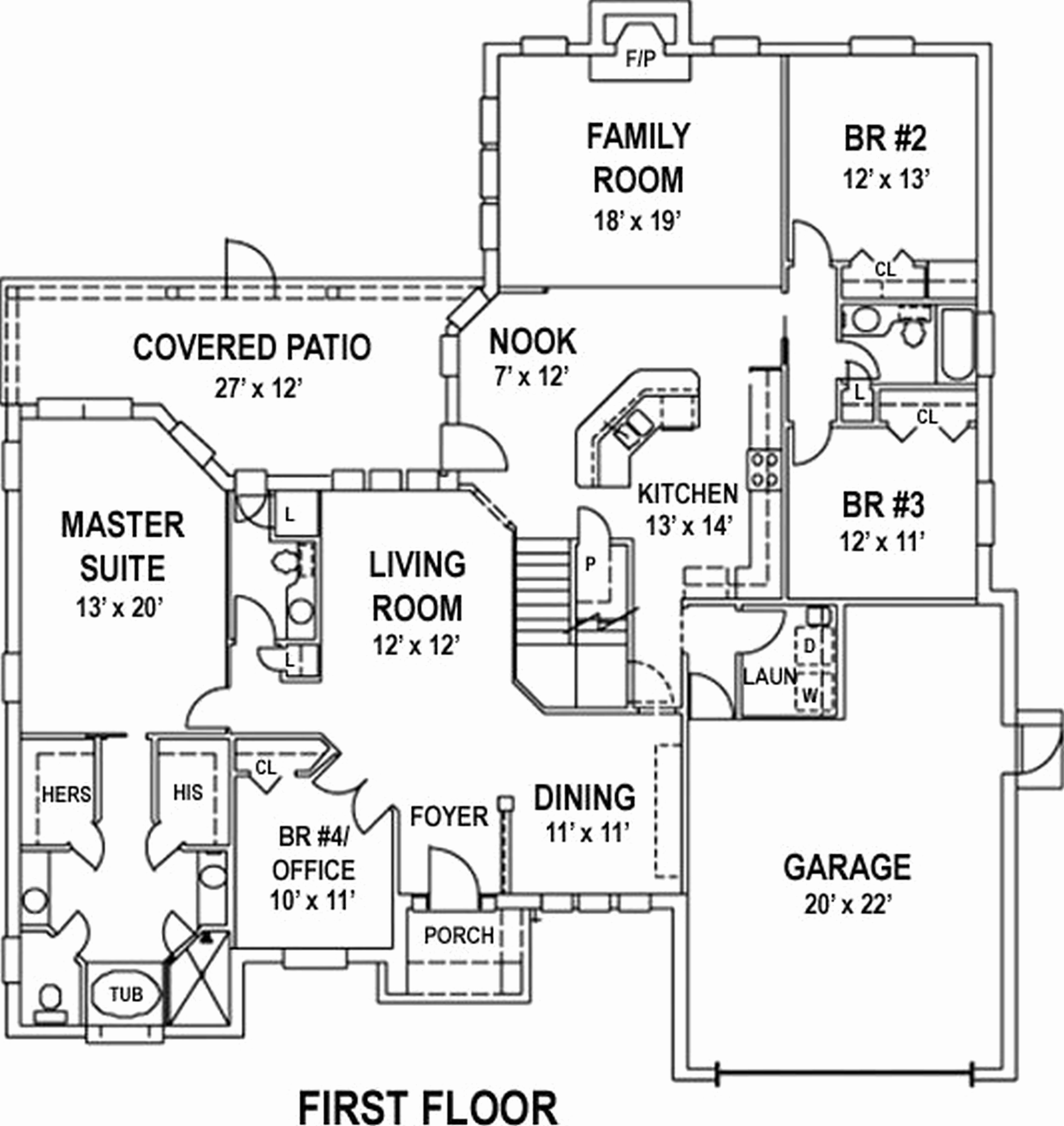 Best Simple 7 Bedroom House Plans Fresh Amazing Design Ideas 15 Simple Floorplans In 2019 With Pictures