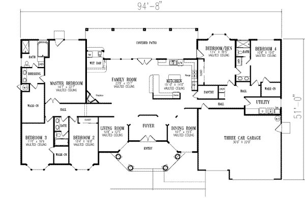 Best I Could Play With This Floor Plan To Get All 4 Kids With Pictures