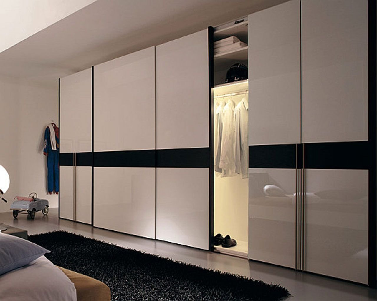 Best Stunning Bedroom Sliding Doors Pictures Telkom Us With Pictures