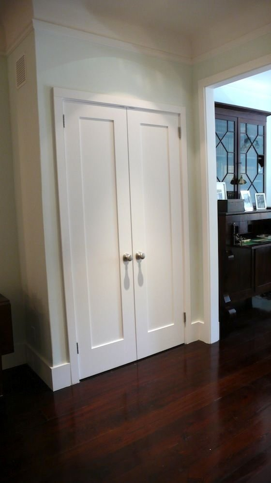 Best Shaker Doors Would Be Easy To Dress Up Doors Like This With Pictures