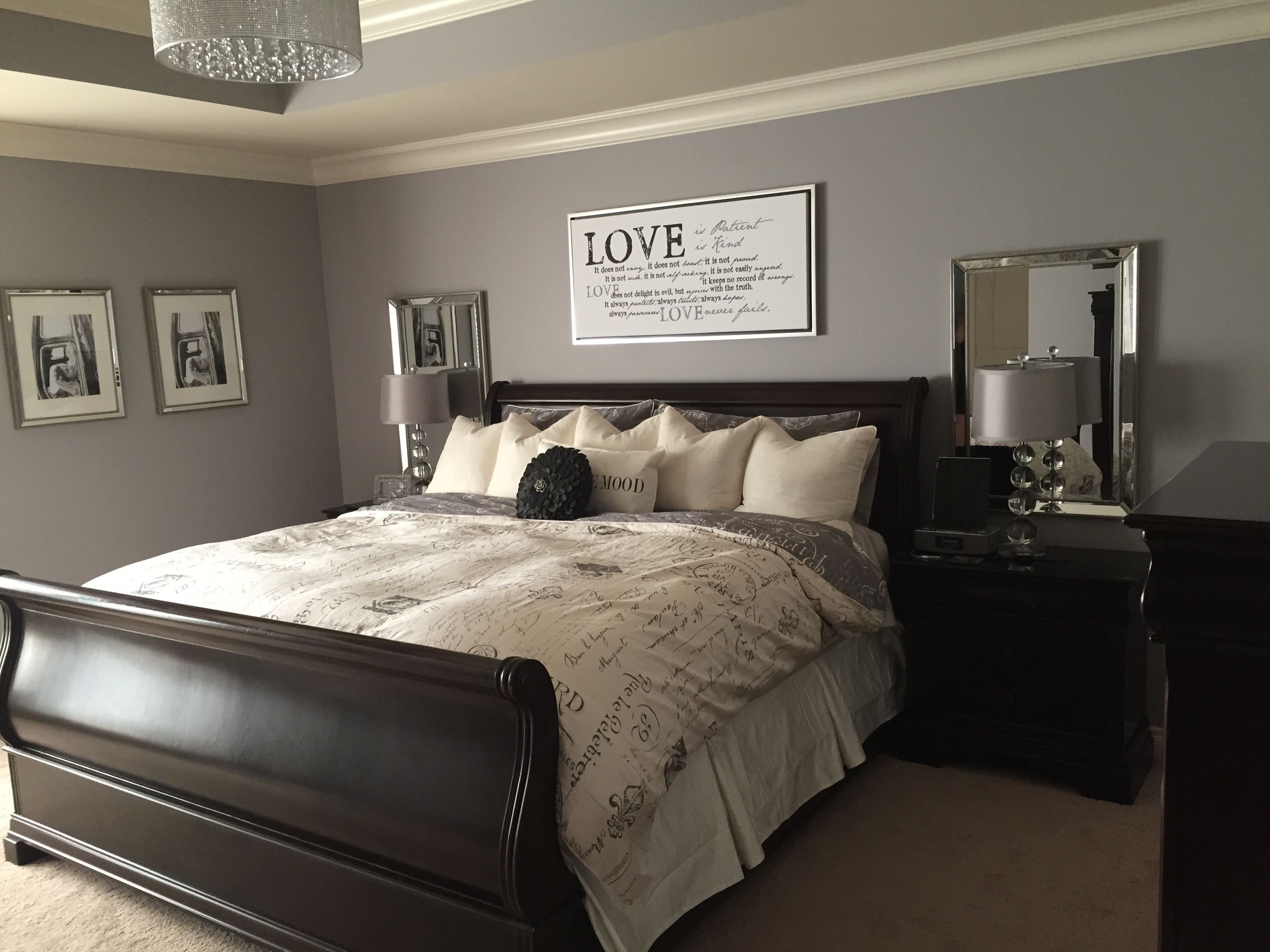 Best Stormy Monday Benjamin Moore For The Home Bedroom With Pictures