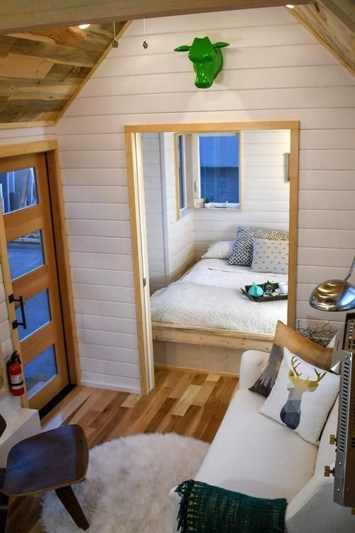 Best Payette Urban By Truform Tiny Glamper Small Room Design Tiny House Living Tiny House Plans With Pictures