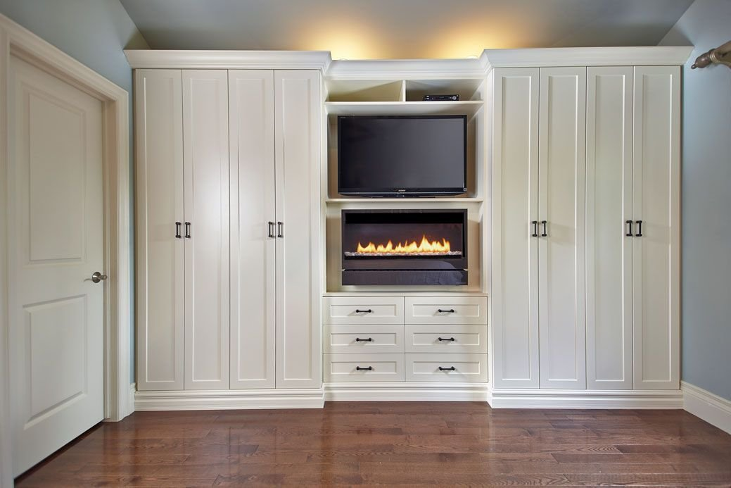 Best 12 Excellent Built In Wall Units With Fireplace Photograph With Pictures