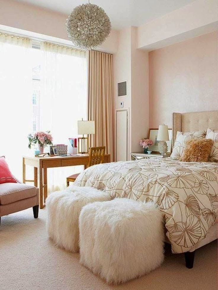 Best Champagne Rose Gold Bedroom For Girls Women Bedrooms With Pictures