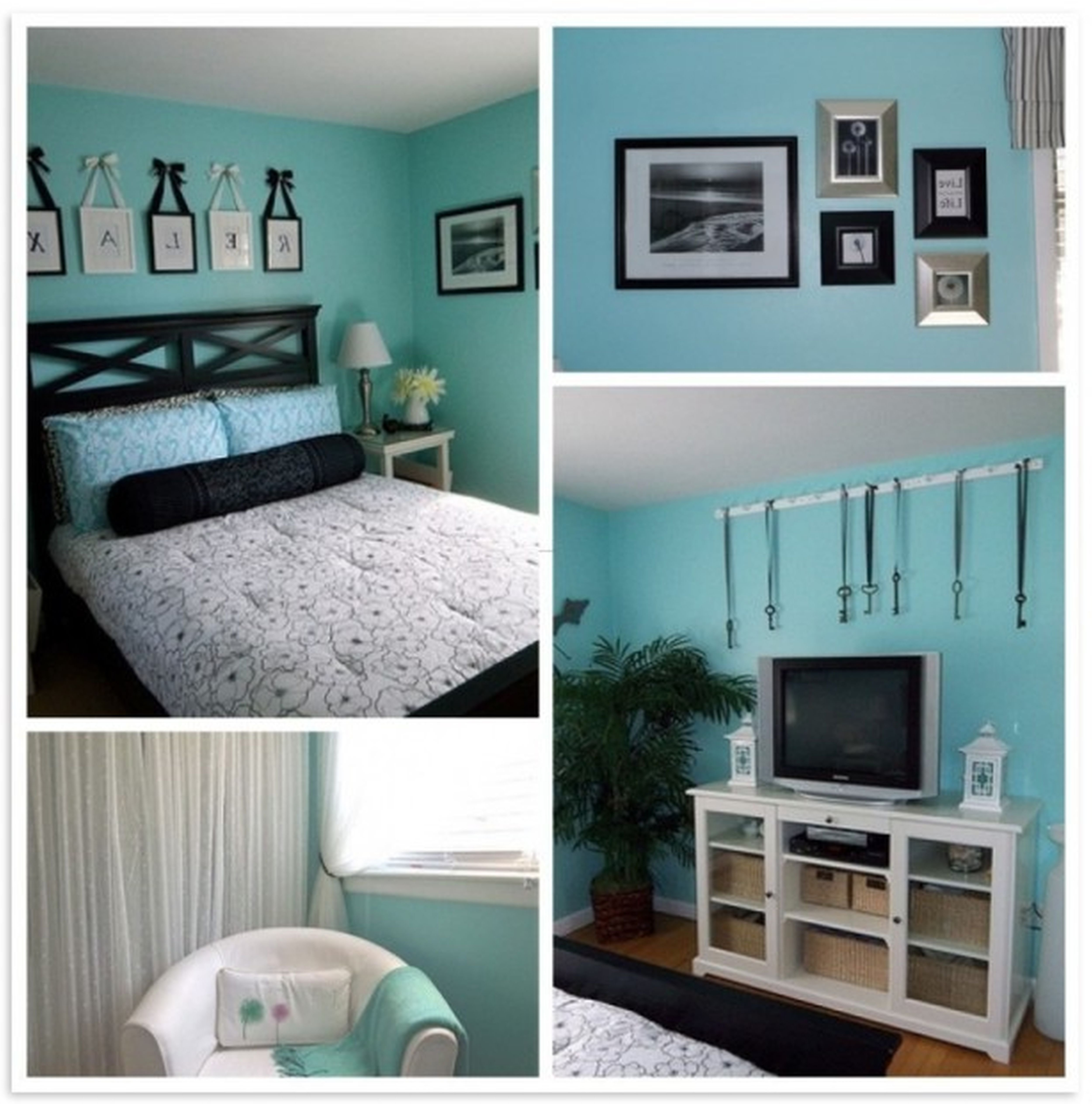 Best Teens Bedroom Blue Bedroom Decorating Ideas For Teenage With Pictures