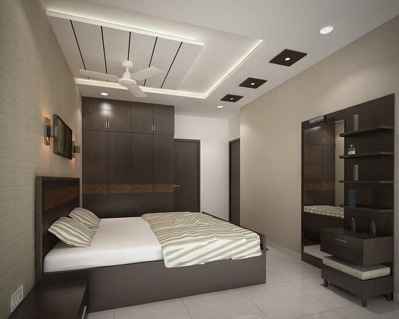 Best 4 Bedroom Apartment At Sjr Watermark Bedroom By Ace Interiors Ceilings Design Bedroom With Pictures