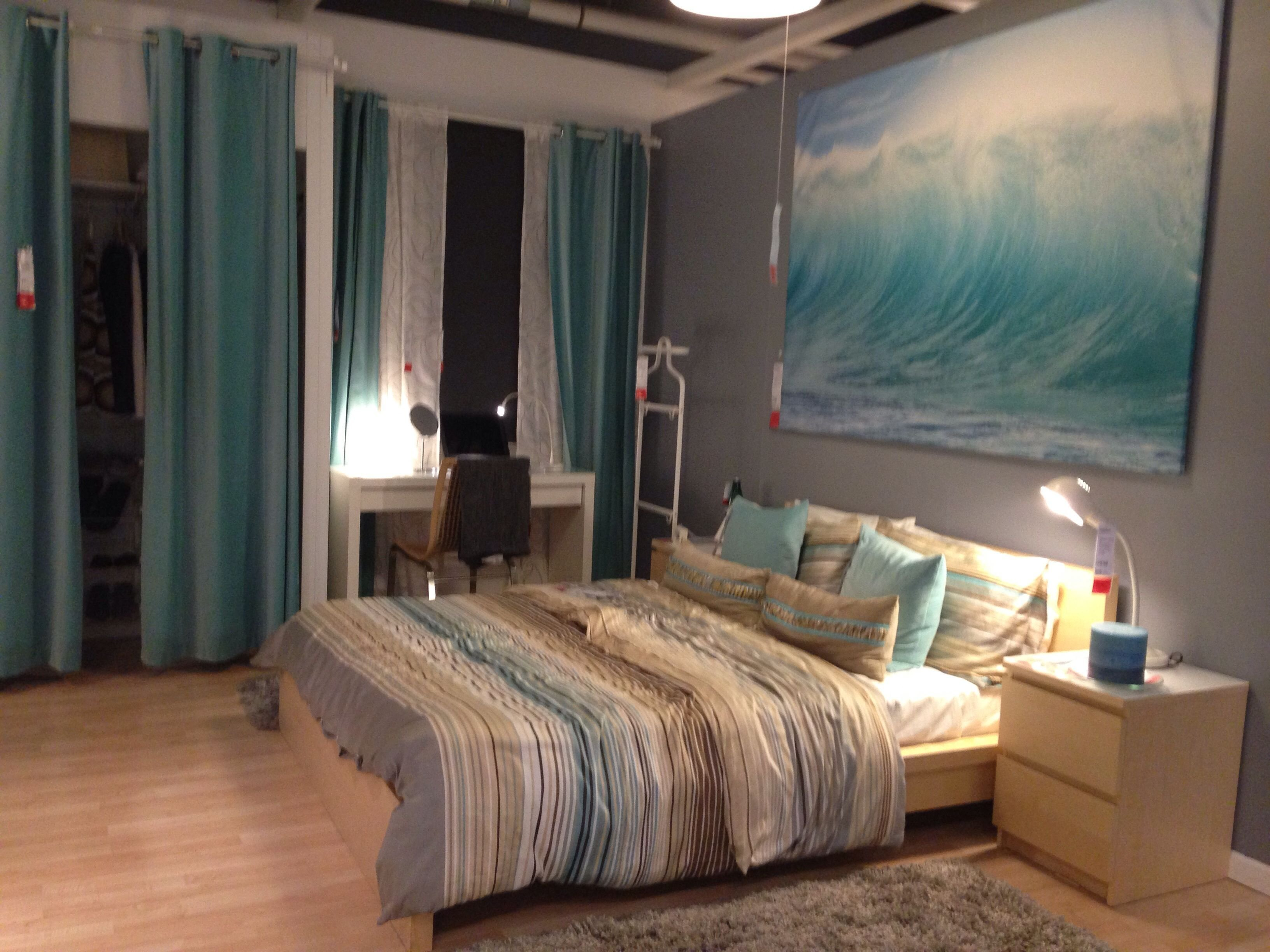 Best Beach Themed Bedroom Everything Is Sold At Ikea Love It With Pictures