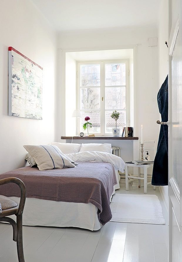 Best 15 Romantic Bedroom Design For Couples Cuartos Narrow With Pictures