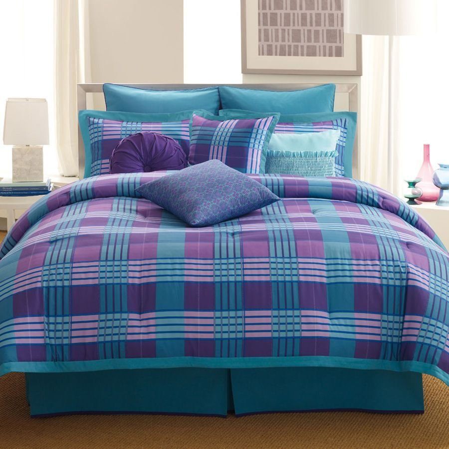 Best Pix For Turquoise And Purple Bedding Sets Aine S Room With Pictures