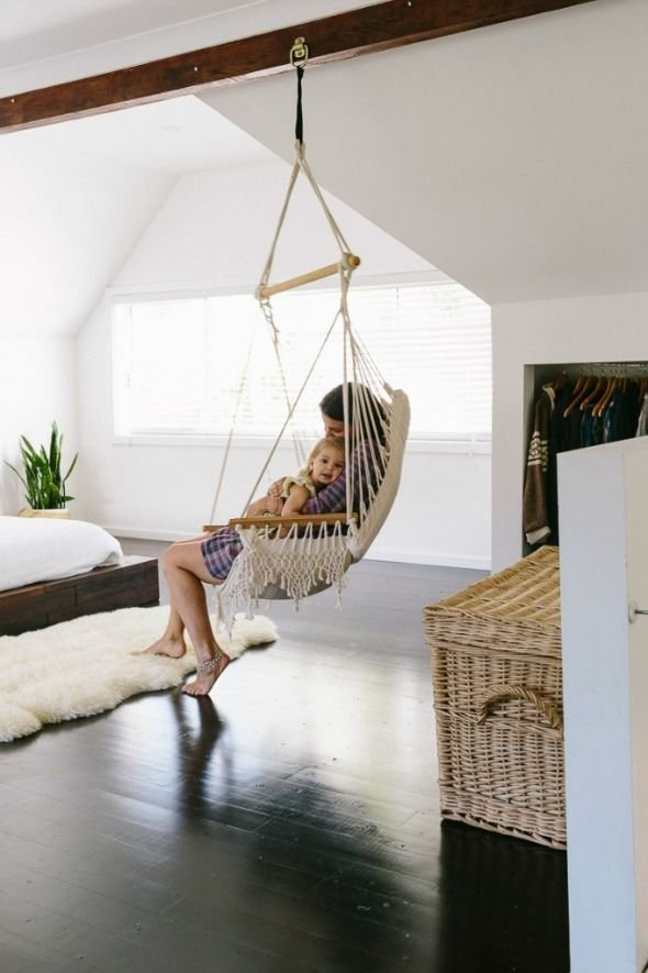 Best Indoor Swings Or How To Be The Coolest Parent In The With Pictures