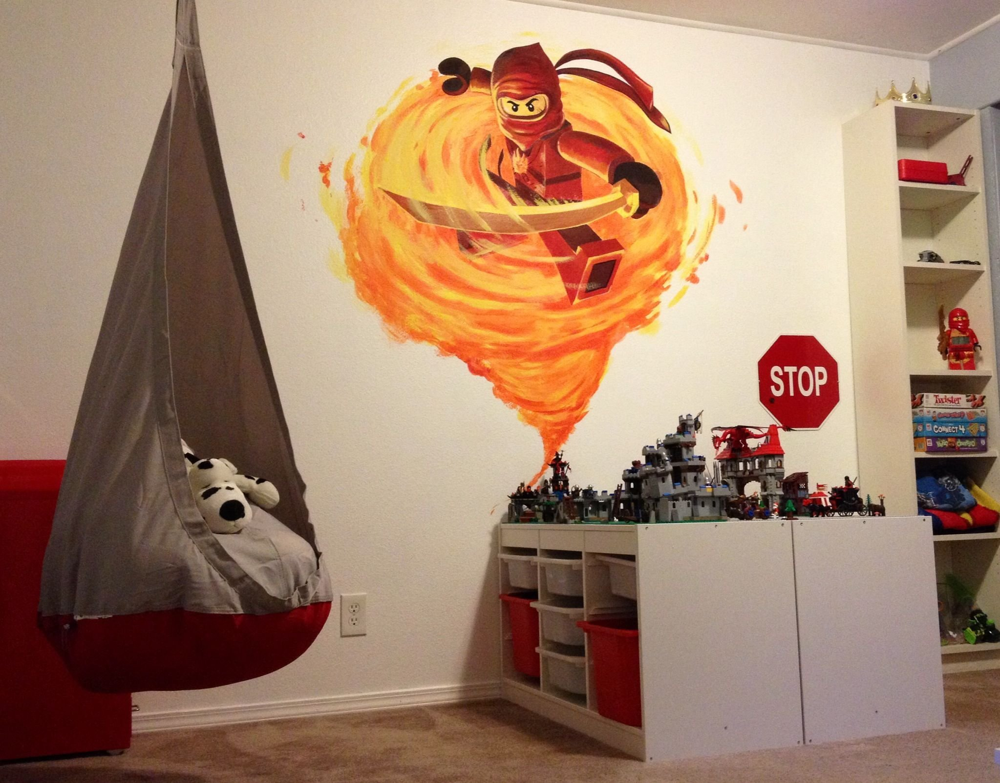 Best Lego Ninjago Room Home Sweet Home In 2019 Lego Bedroom With Pictures