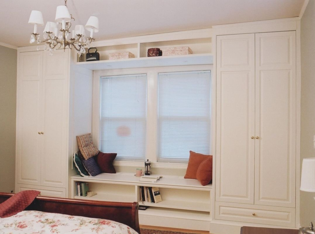 Best Built In Cabinets Bedroom Adding A Closet To The Bedroom With Pictures