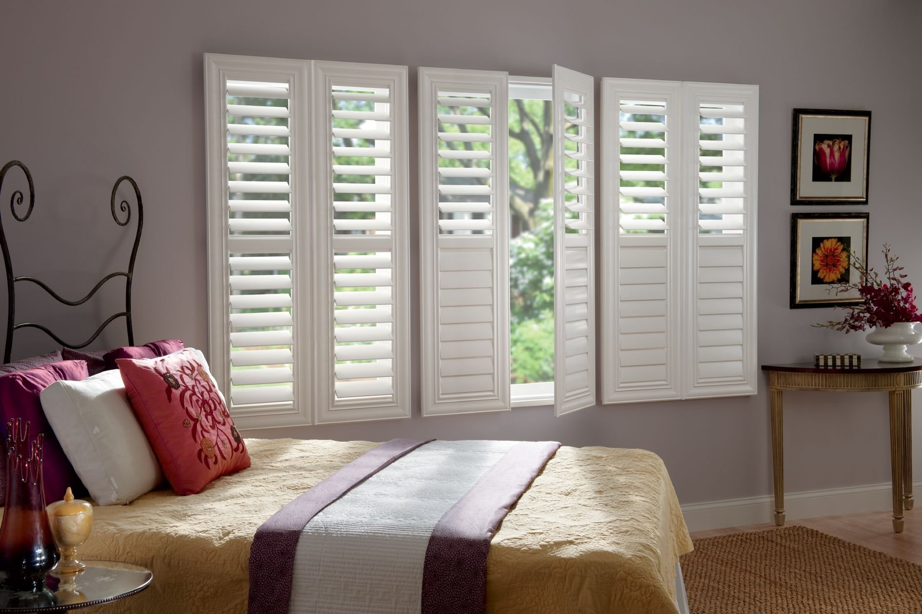 Best Plantation Shutters In The Bedroom Must Do House With Pictures