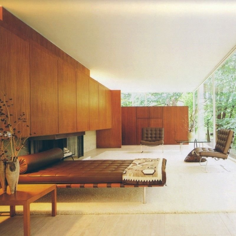 Best Farnsworth House Furniture Sculpture Pinterest With Pictures