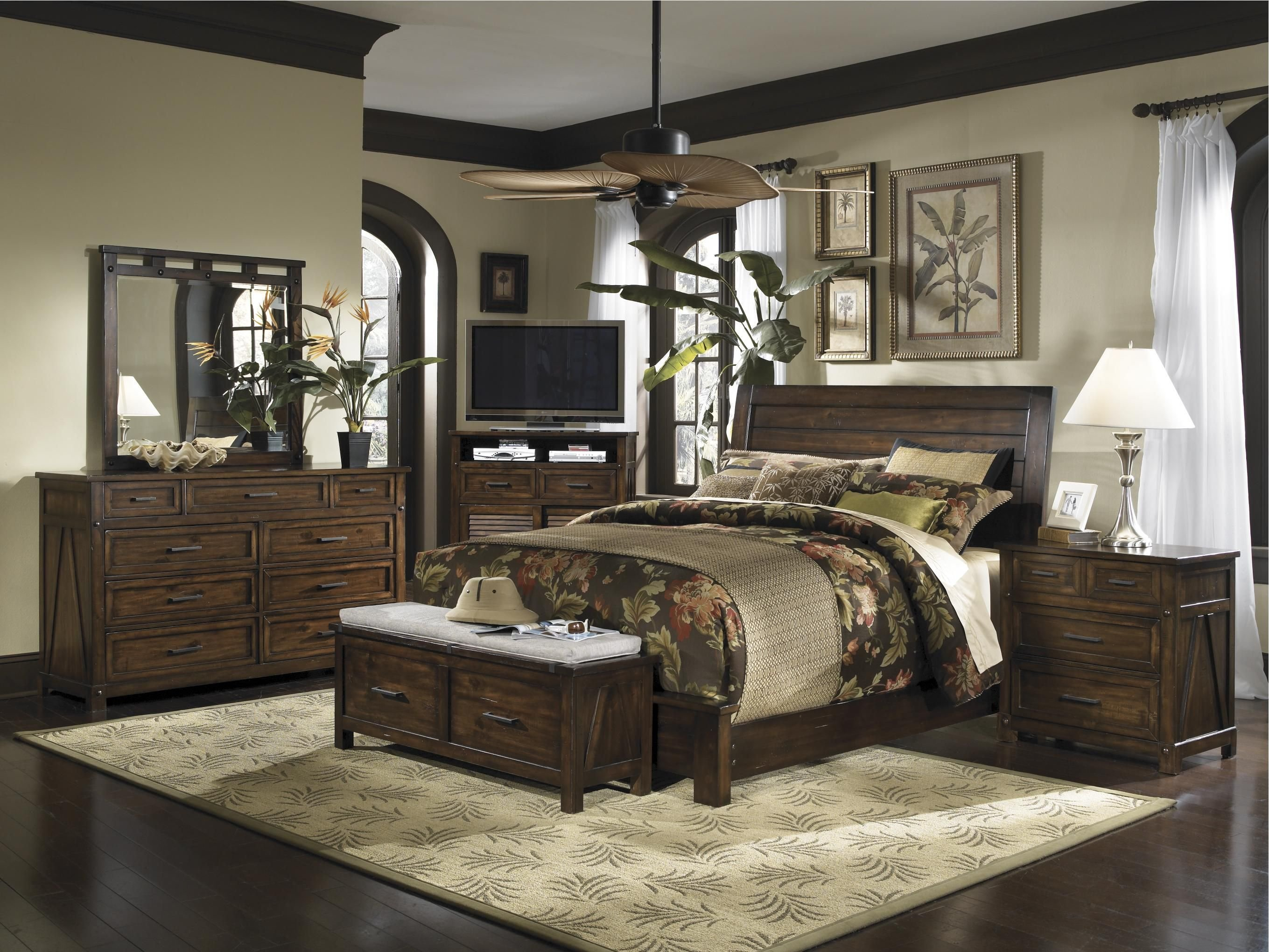 Best Panama Jack Eco Jack Bedroom Set For The Home Bedroom With Pictures