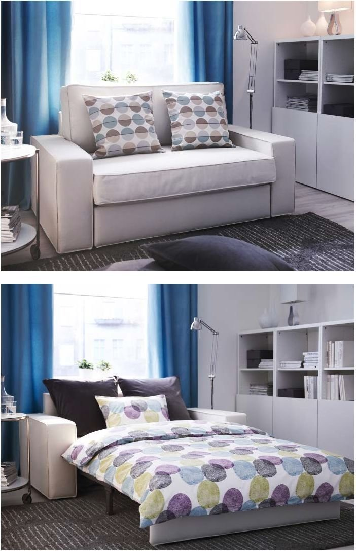 Best Vilasund Easily Converts Into A Queen Size Bed For Two With Pictures