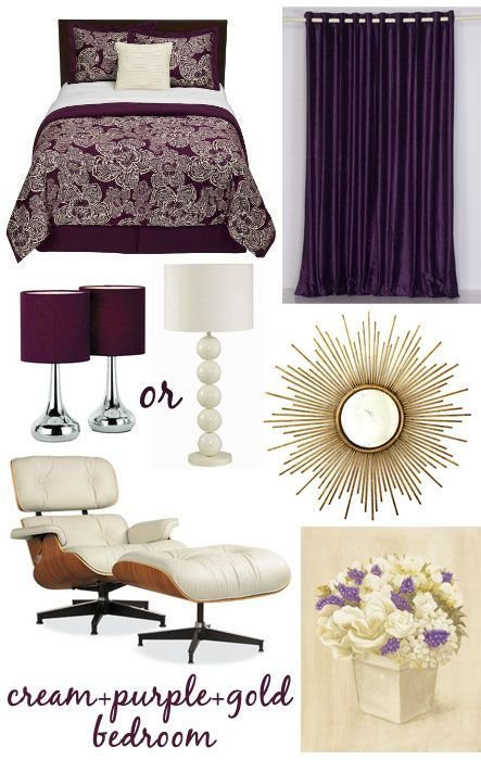 Best Royal Purple And Gold Rooms Google Search My Room With Pictures