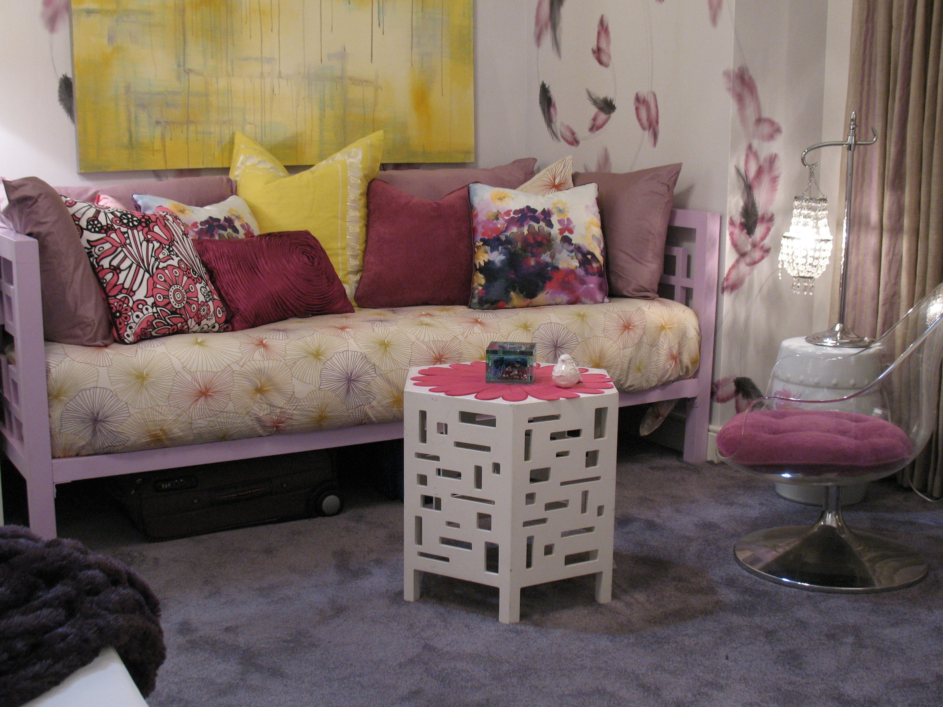 Best We Love The Pink Touches In Hanna S Bedroom The Added With Pictures
