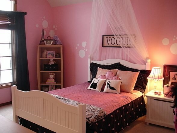Best Girly Girl Fashion Fashion Fun Fashion Forward Pre T**N Loves This Girly Room Not Too With Pictures