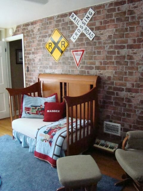 Best Train Bedroom Decor Master Madden S Room I Design A With Pictures