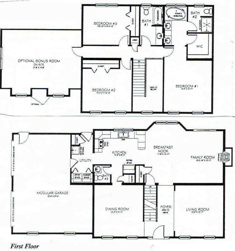 Best 4 Bedroom House Layouts Google Search Houses With Pictures