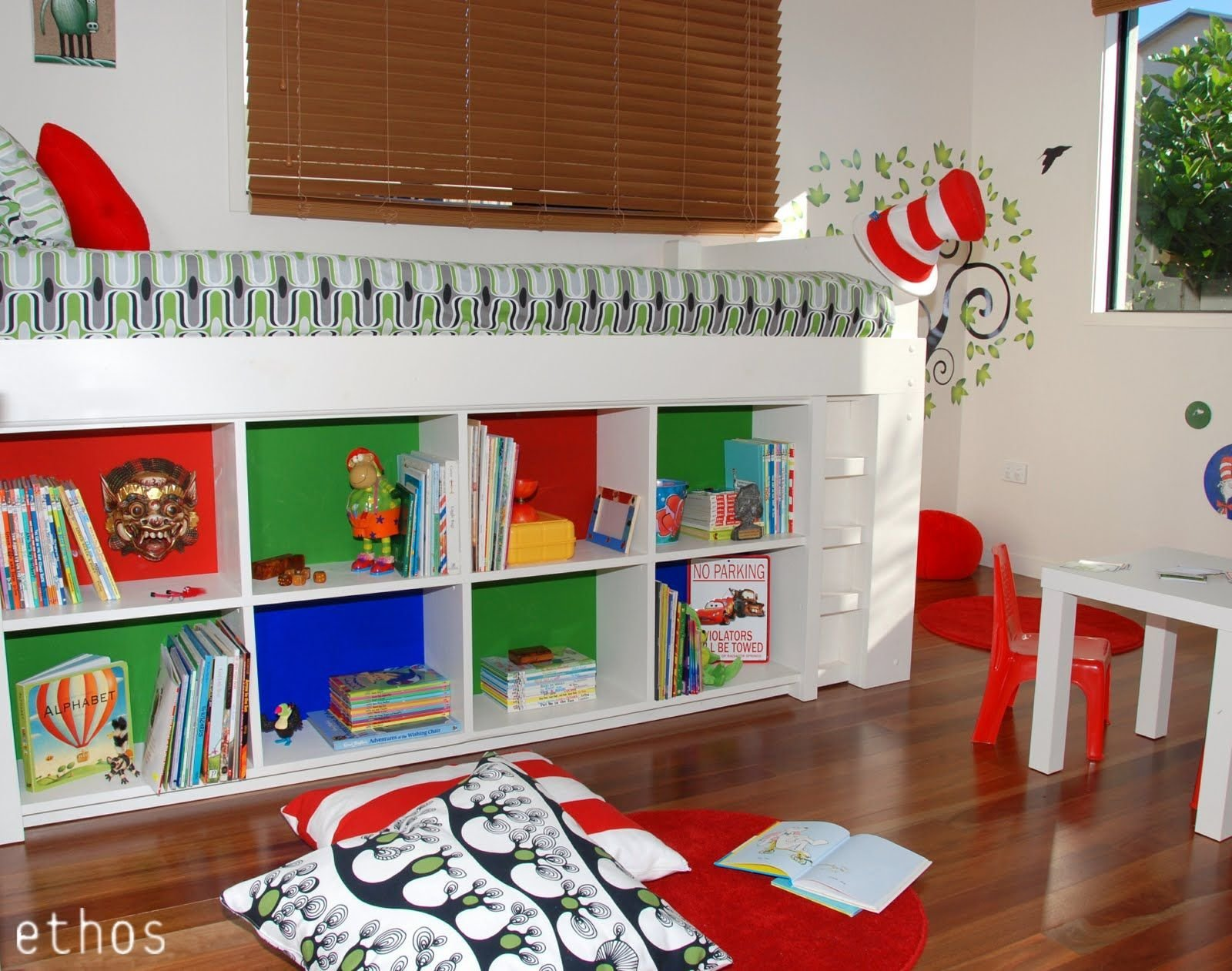Best Bright Colorful Boy S Room Design Dazzle Kids Bedroom With Pictures
