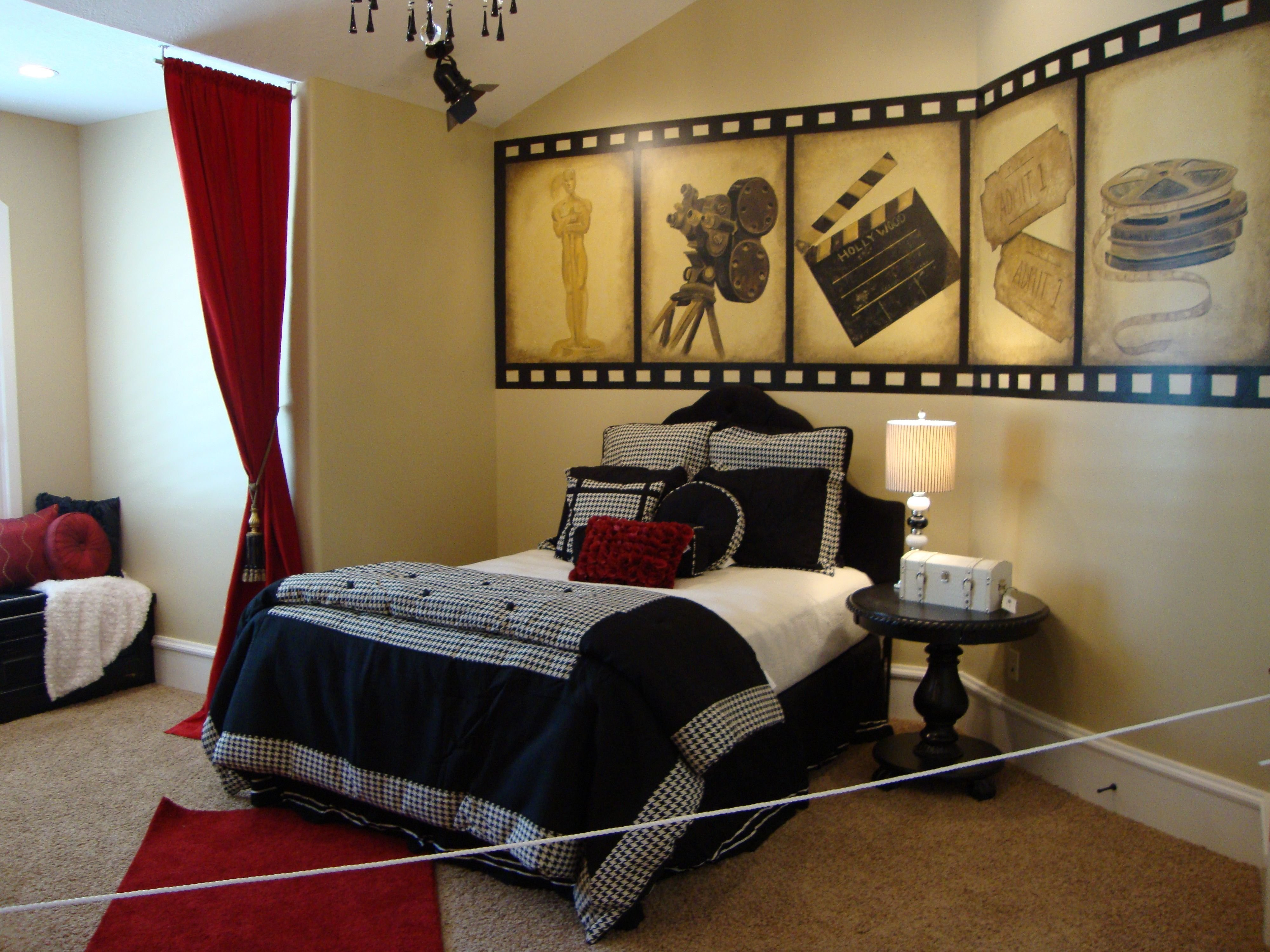 Best T**N Girl S Movie Bedroom I Need This Diy Crafts That I Love Bedroom Movie Themed With Pictures