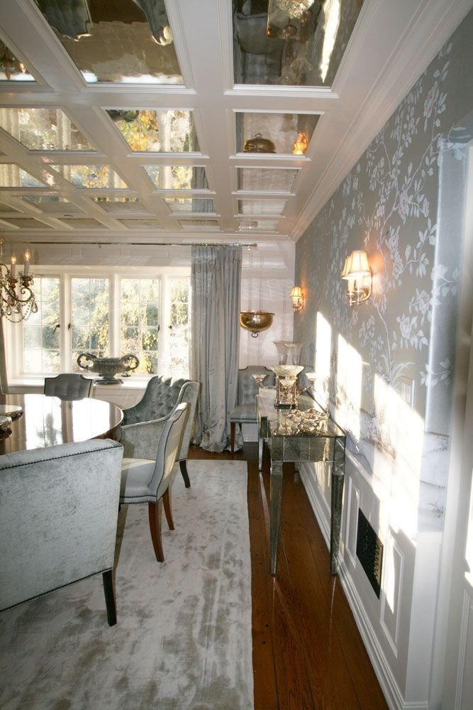 Best *Mg The Mirrored Ceiling It S All In The Details With Pictures