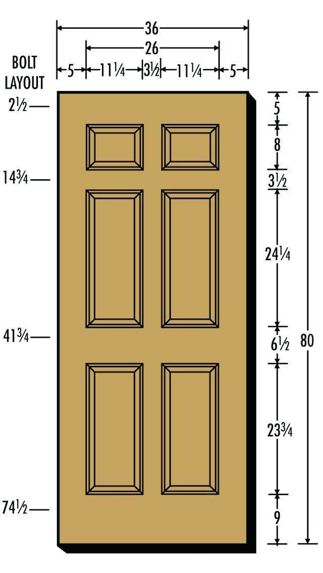 Best Non Standard Door Sizes Interior Billingsblessingbags Org With Pictures