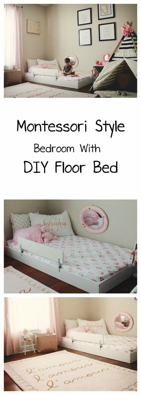 Best Johanna S Montessori Style Big Girl Bedroom Oh Happy Play With Pictures